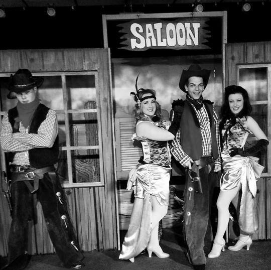 The Crazy Horse Saloon Two (Stage