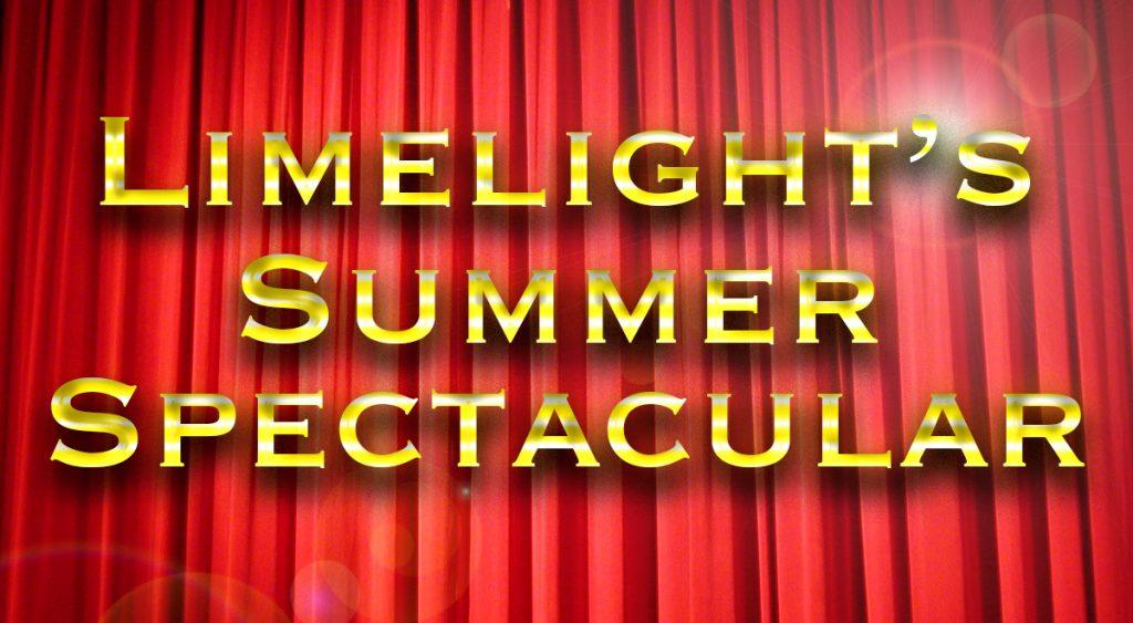 Limelight Summer Spectacular Logo