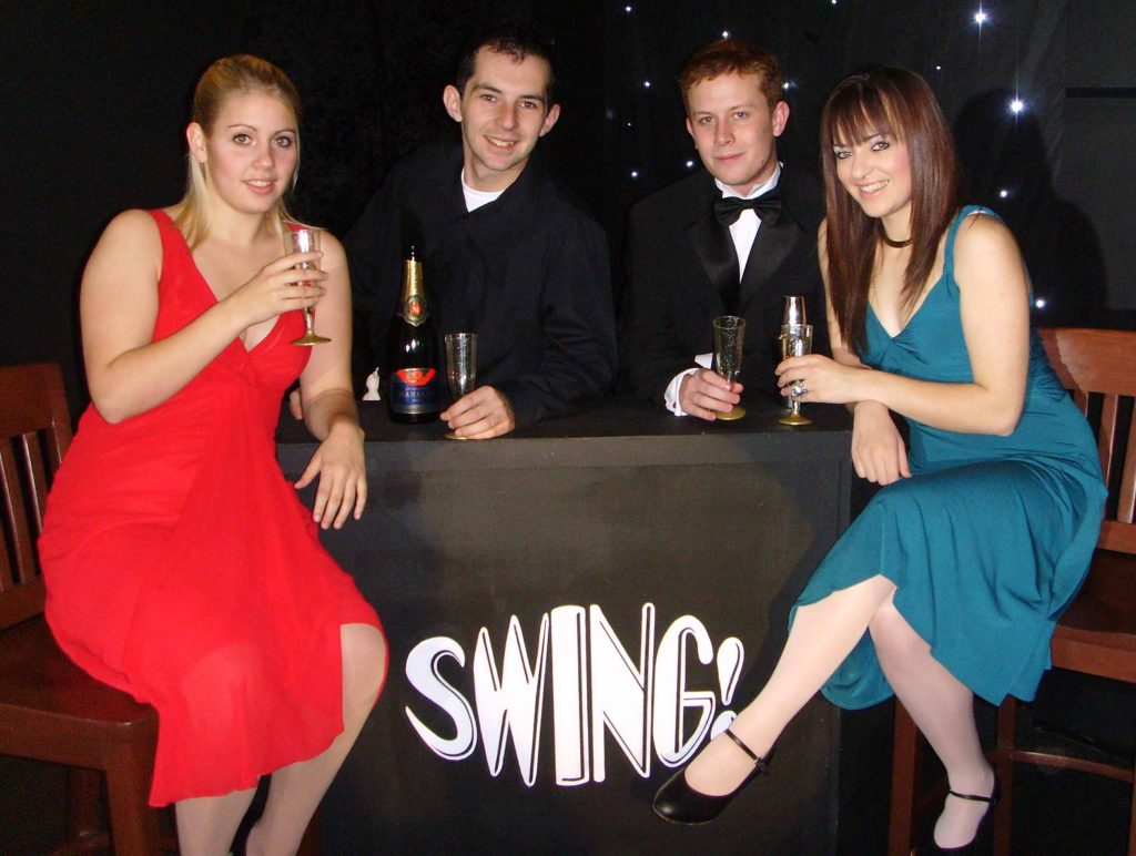 Swing Through Time (The Panto Company)